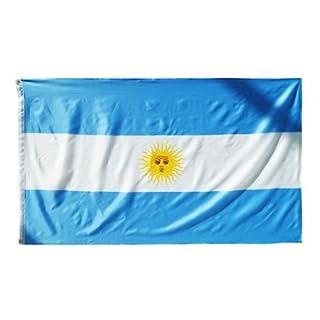 Länder Fahne 90 x 150 cm Abasonic® (Argentinien)