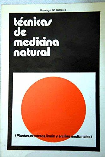 TECNICAS DE MEDICINA NATURAL - Plantas