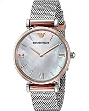 Armani casual Watch For Women Analog Stainless Steel - ar2067