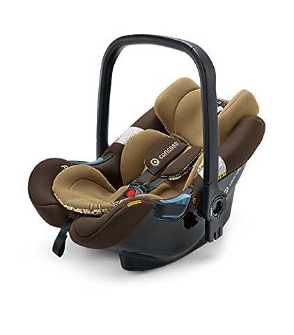 Concord Kinderautositz Air.Safe, Gruppe 0+ (0-13 kg), Walnut Brown, Kollektion 2016