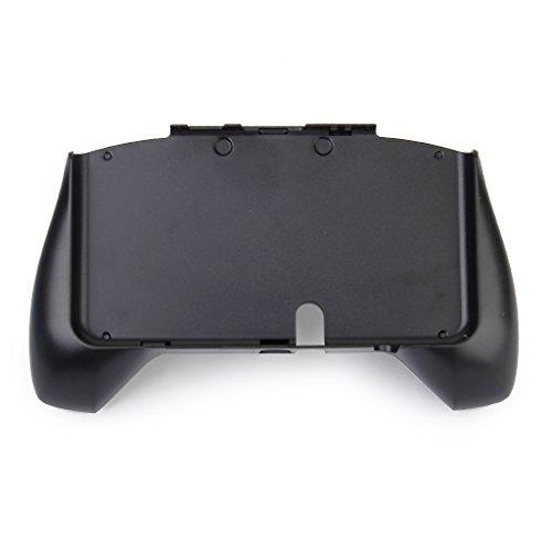 Schwarz Handgriff Controller Griff Halter für New Nintendo 3DS