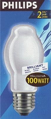 Philips Halogenlampe E27 BTT 100 Watt matt von Philips auf Lampenhans.de