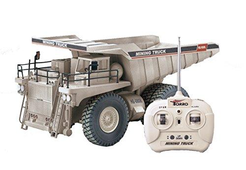 Torro 808 - Muldenkipper Baufahrzeug*
