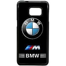 caja de plástico caja de encargo de borde además del teléfono celular Funda e63g6t negro funda BMW b38172 funda samsung Galaxy s6