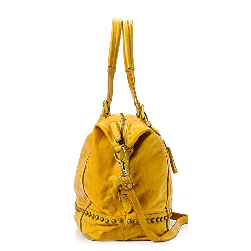 Andalusia bag vintage Moutarde