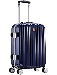 Ruishi Zipper Wheel Aircraft Universal a mis impression polyester haute capacit¨¦ Aircraft Boarding Trolley ordinateur