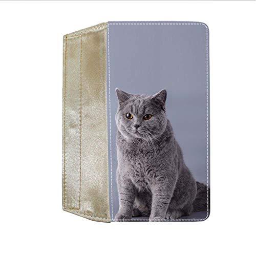 Babu Building Puro Algodón Impresión Shorthair Cat Usar Para Bag Para Mujeres Único Choose Design 4-2