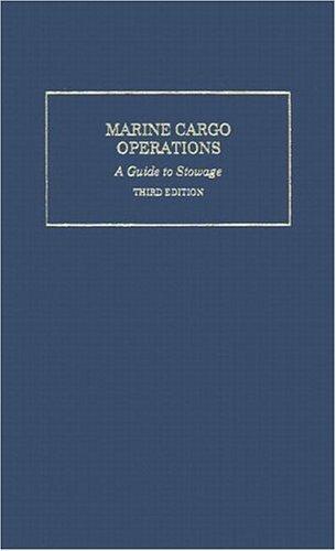 Tidewater Marine (Marine Cargo Operations by Robert J. Meurn (2003-04-03))