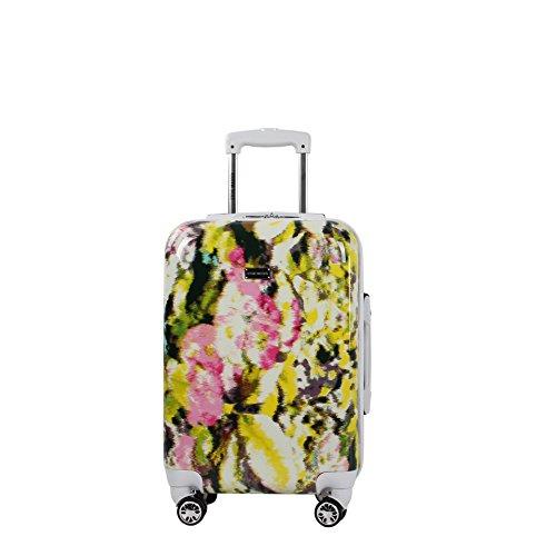 Steve Madden ,  Damen Handgepäck gelb Digital Floral 50,80 cm (Hose Cord Tan)