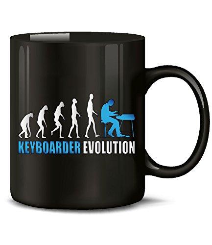 KEYBOARDER EVOLUTION 4593(Schwarz-Blau)
