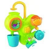 Smoby Toys, 211421, Cotoons Aquafun, Jouet de Bain, Multifonction