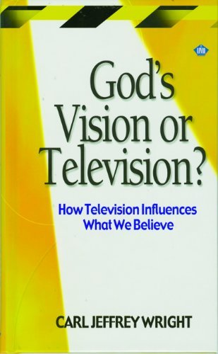 God's Vision Or Television Leaders Guide by C. Jeffrey Wright (2004-07-15)