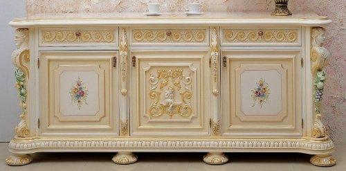 LouisXV Credenza in Stile Barocco Veneziano Barocco VP9943