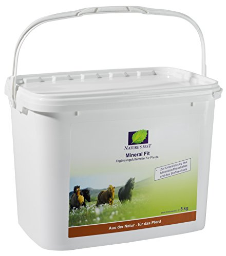 Natures Best Mineral-Fit 5 kg