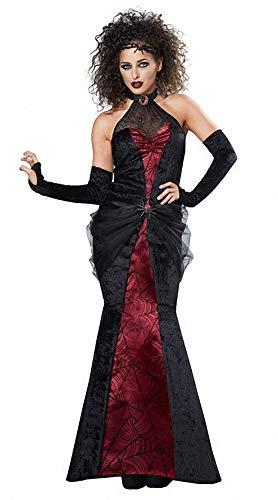 Halloween Kostüme für Frauen, Frauen Sexy Vixen Vampir -
