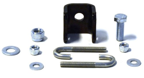WARN 65050 J-bolt and Bracket Kit - J-bolt Kit