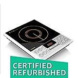 (Certified REFURBISHED) Philips HD4929 2100-Watt Induction Cooker (Black)