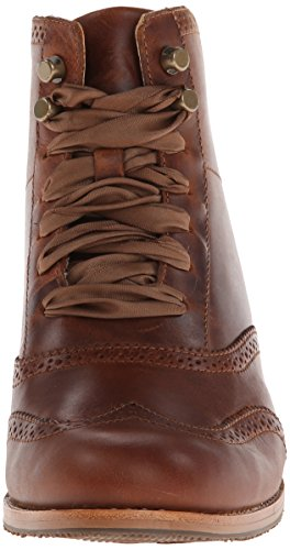 Sebago Women's Claremont Chukka Boot, Cognac Leather, 10 M US Cognac Leather