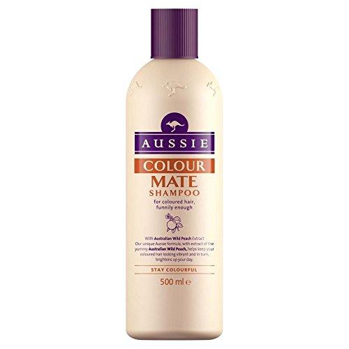 Aussie Couleur Maté Shampoo (500ml) - Paquet de 6