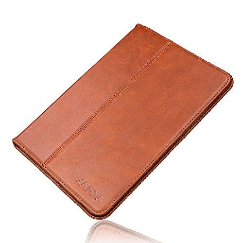 LAVADIA iPad Mini 4 Ledertasche Hülle Case
