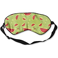 Green Watermelon Fruit 99% Eyeshade Blinders Sleeping Eye Patch Eye Mask Blindfold For Travel Insomnia Meditation preisvergleich bei billige-tabletten.eu