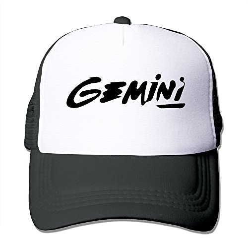 hittings-unisex-gemini-classic-mesh-back-trucker-cap-hat-black