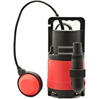 Bomba de agua sumergible, para jardín, para pozos 400W 8000l/h