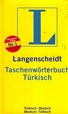 Langenscheidt Taschenwörterbuch Türkisch: Türkisch-Deutsch/Deutsch-Türkisch: Rund 95000 Stichwörter