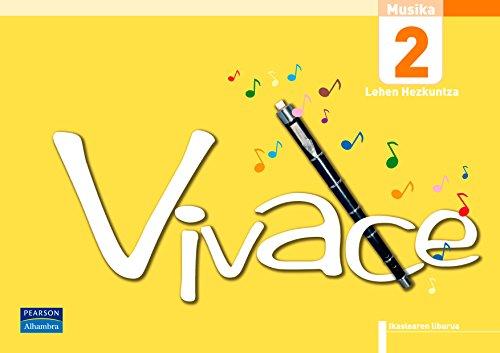 Vivace 2 ikaslearen liburua - 9788420547176