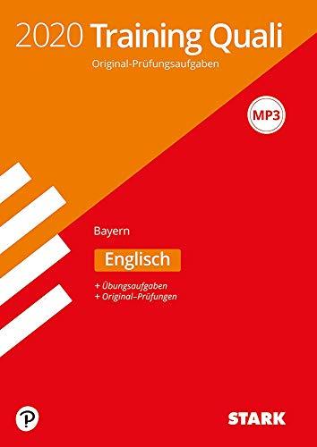 STARK Training Abschlussprüfung Quali Mittelschule 2020 - Englisch 9. Klasse - Bayern