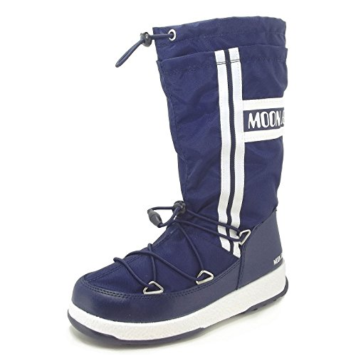 Moon Boot by Tecnica W.E. W.Fall Jr WP, Bottes d'hiver mixte enfant