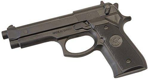 Ju-Sports, Pistola di Gomma, Nero (Schwarz)