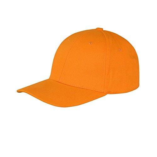 Result Memphis - Casquette - Adulte unisexe (Taille unique) (Orange)