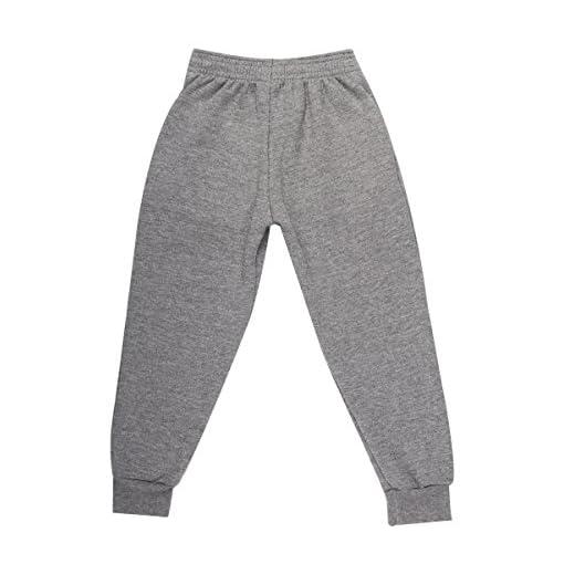 Kids-Boys-Girls-School-Jogging-Bottoms-Fleece-PE-Sports-Trousers-Joggers-Bottom