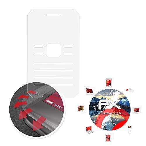 atFolix Schutzfolie passend für Cyrus cm 1 Folie, entspiegelnde & Flexible FX Bildschirmschutzfolie (3X)