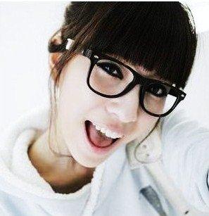 NERD Clear Damen Girl Nerdbrille