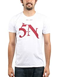 Nine Inch Nails - T-shirt Sin Men In White