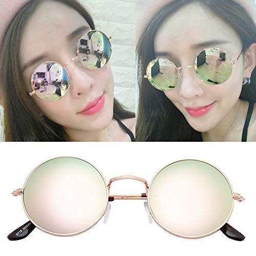 Sonnenbrillen Herrensonnenbrille Polarisierte Outdoor-sportbrille Brille 100% Uv400 Schützende Fahrbrille Dame Sonnenbrille Gold Frame Pulverfolie (Taschentuch)