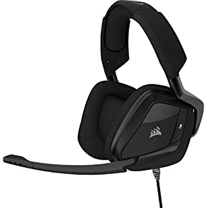 Corsair CA-9011156-EU 3.5 mm VOID PRO RGB Surround Analog USB Dolby 7.1 Premium Gaming Headset - Carbon