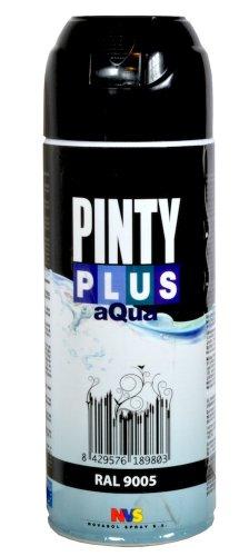 pintura-spray-base-agua-520cc-negro-ral-9005