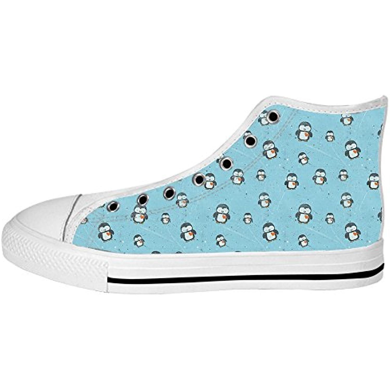 Custom Pinguino Women's Canvas shoes scarpe I lacci delle scarpe scarpe shoes scarpe da ginnastica Blto tetto  Parent aea9d4