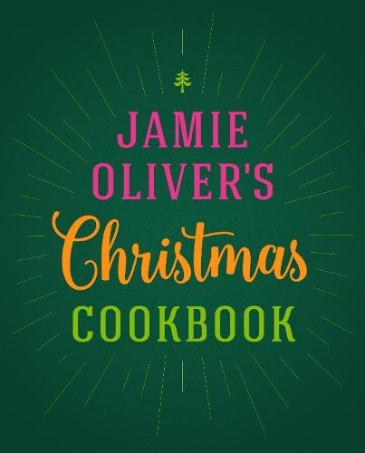 Jamie Oliver's Christmas Cookbook Cover Image