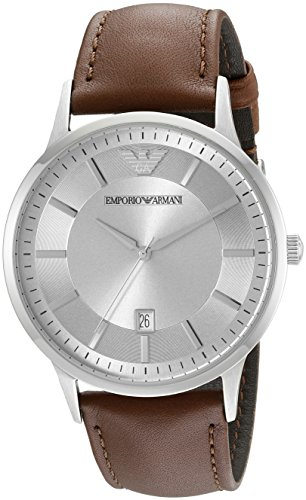 Armani Chronograph Gunmetal Dial Men's Watch-AR2463  available at amazon for Rs.11205