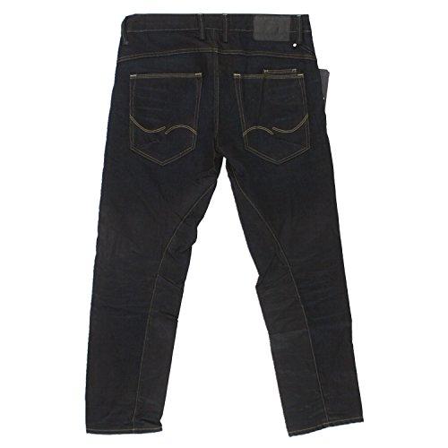 Jack & Jones, Herren Jeans Hose, Mike Ron JOS 740,Denim,darkblue used [17399] darkblue used