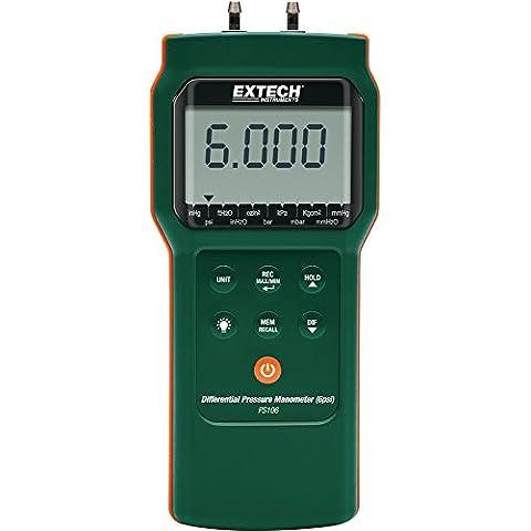 Extech PS106 Extech Manometro pressione differenziale - Manometro Differenziale