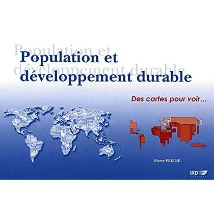 Population et développement durable: Des cartes pour voir…