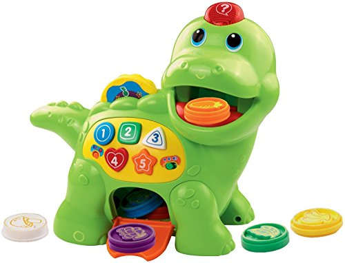 Vtech Chomp y contar con Dino juguete