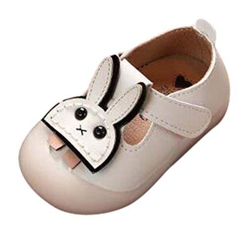 Prinzessin Kind Kitty Kostüm - Likecrazy Babyschuhe Baby Sneaker, Kinder mit Weiche Sohle Prinzessin Schuhe Baby Wanderschuhe Herbst Einzelne Schuhe Kleinkindschuhe für Mädchen Kleinkind