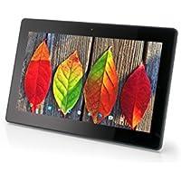 Xoro MegaPAD 1403 V2 35,56 cm (14 Zoll) Tablet-PC (QuadCore Actions S500 1.2GHz, 1GB RAM, 16GB Flashspeicher, IPS 1920x1080, WLAN (2.4GHz), Bluetooth 4.0, Android 5.1, 12V DC ohne Akku) schwarz