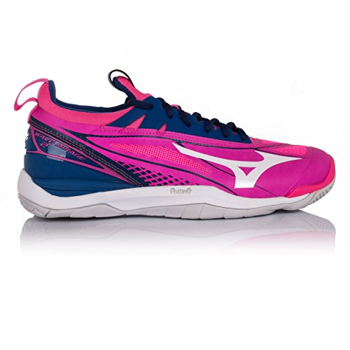 Mizuno Wave Mirage 2 Women's Nettball Schuh - AW17-39.5 (Womens Mizuno Wave)
